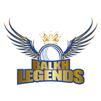 Balkh Legends Cricket Logo
