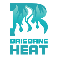 Brisbane Heat Cricket Logo