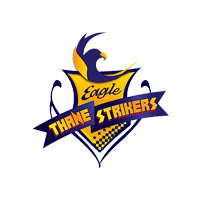 Eagle Thane Strikers Cricket Logo