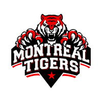 Montreal Tigers Cricket Logo