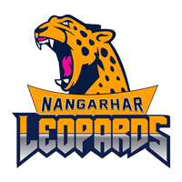 Nangarhar Leopards Cricket Logo