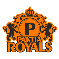 Paktia Panthers Cricket Logo