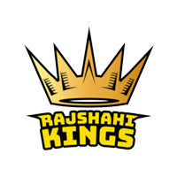Rajshahi Kings Cricket Logo