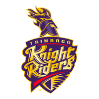 Trinbago Knight Riders Cricket Logo