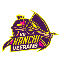 VB Kanchi Veerans Cricket Logo