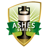 The Ashes logo